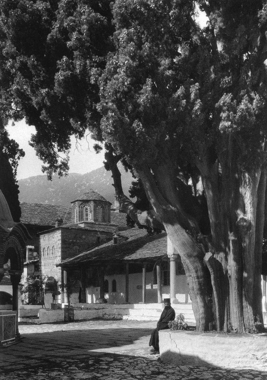 Афон, 1928 год.