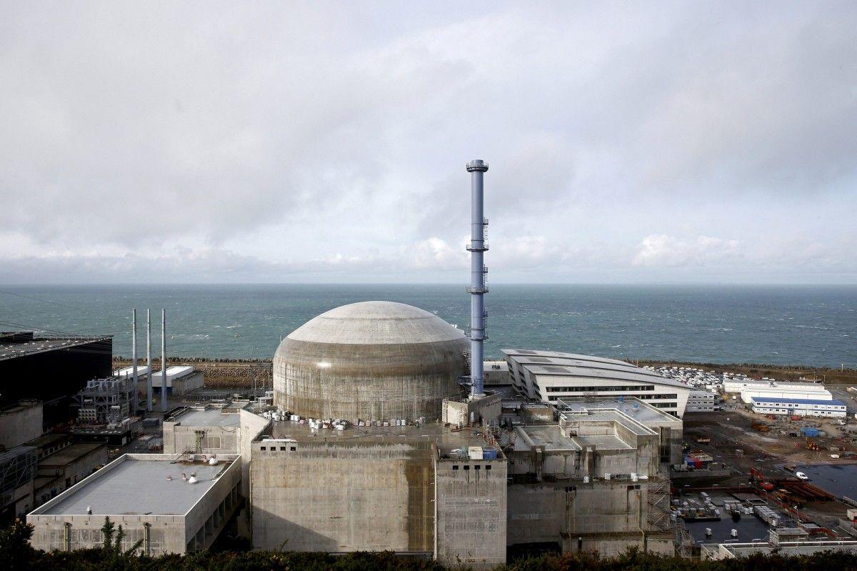 АЭС Фламанвіль / REUTERS