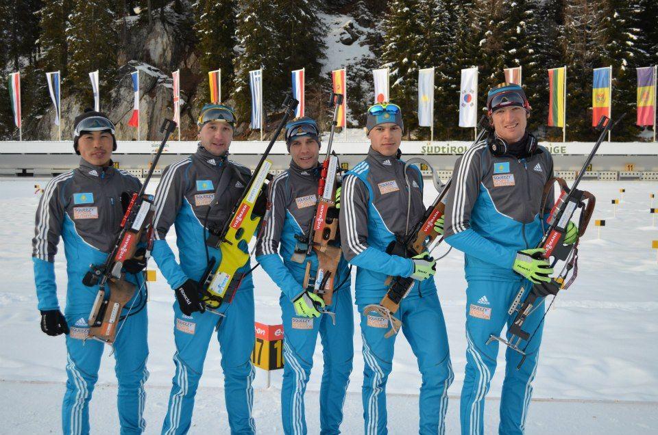 Збірну Казахстану допустили до участі у змішаній естафеті ЧС / Sports.kz