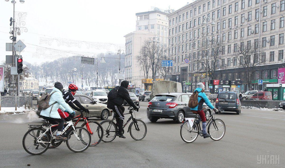 В Украине не хватало велосипедных госстандартов / фото УНИАН