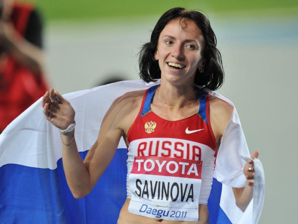 Савинова должна будет вернуть золото ОИ-2012 / ForumDaily