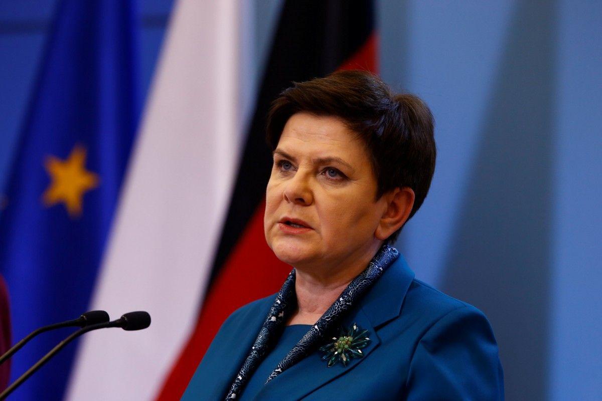 Польща заявила про своє право нарепарації від Німеччини