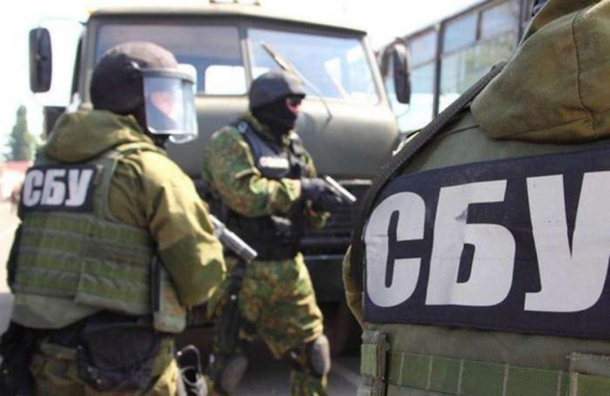 По словам главы СБУ, удалось предотвратить масштабные теракты / фото ssu.gov.ua
