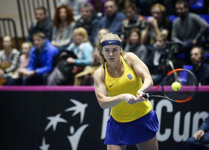 Світоліна принесла збірній України перемогу в матчі Кубка Федерації з Австралією / 24liveblog.com