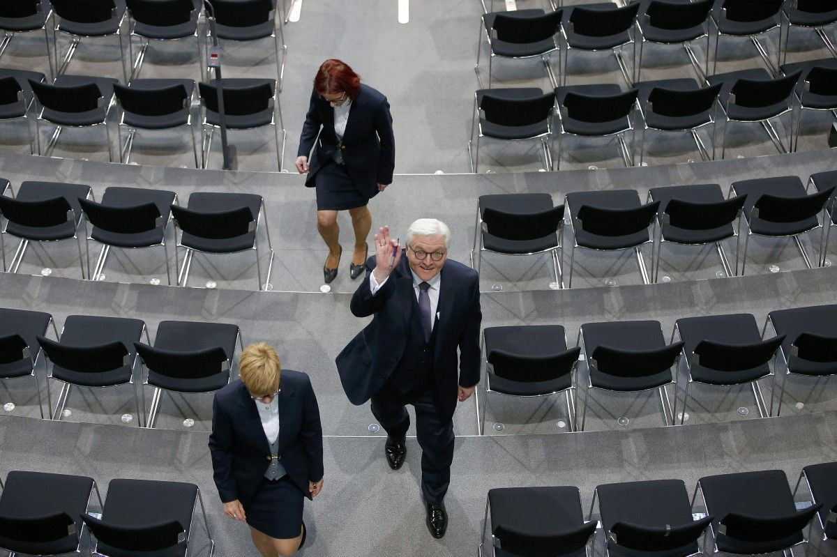 Франк-Вальтер Штайнмаєр / REUTERS