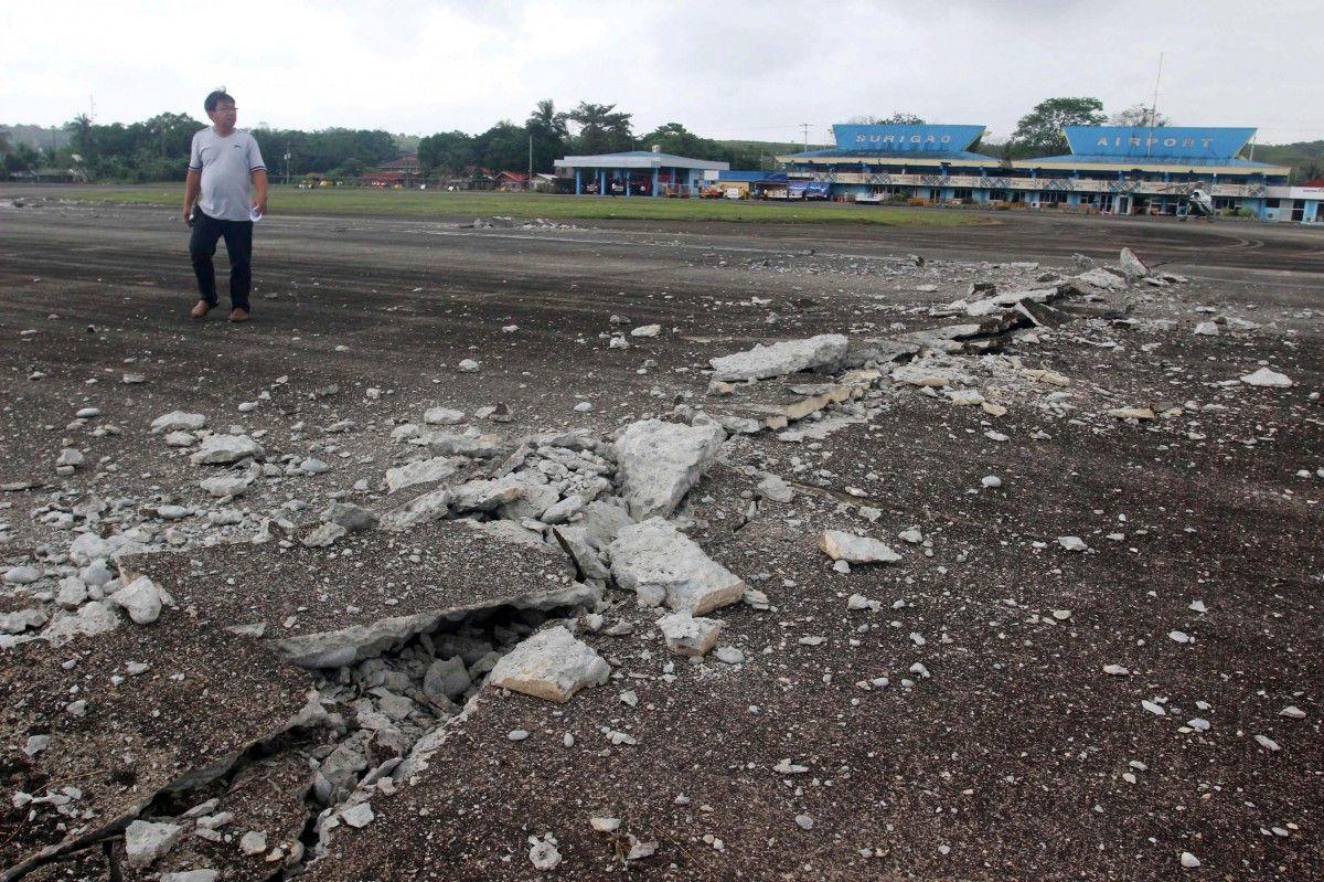 Наслідки землетрусу на Філіппінах / Reuters
