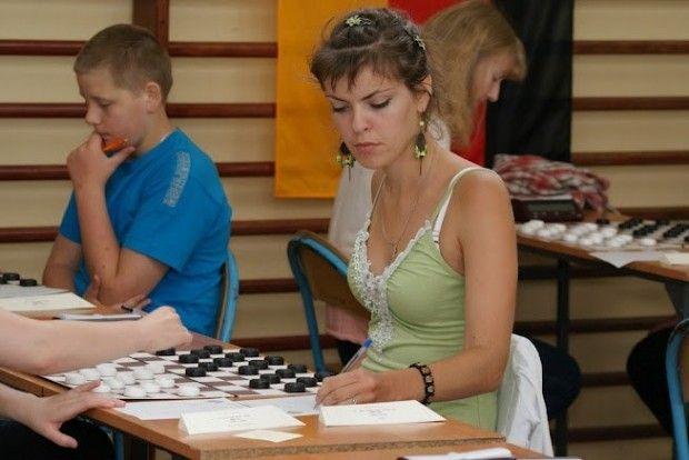 Вікторія Мотричко початку 2017-й рік з перемоги на турнірі в Ризі / odessa-sport.info