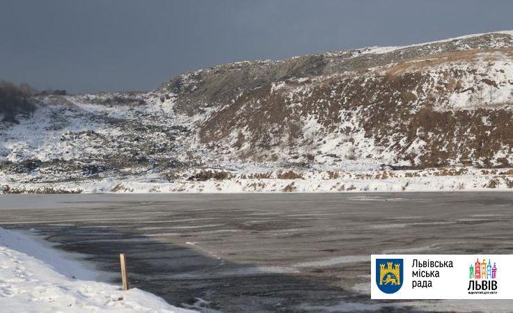 С 14 февраля начнутся работы по усилению дамбы на Грибовицкой свалке / city-adm.lviv.ua