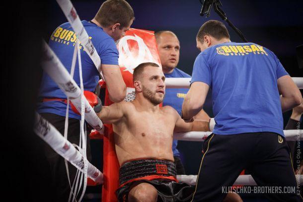 Бурсак проведе бій за титул чемпіона світу / klitschko-brothers.com