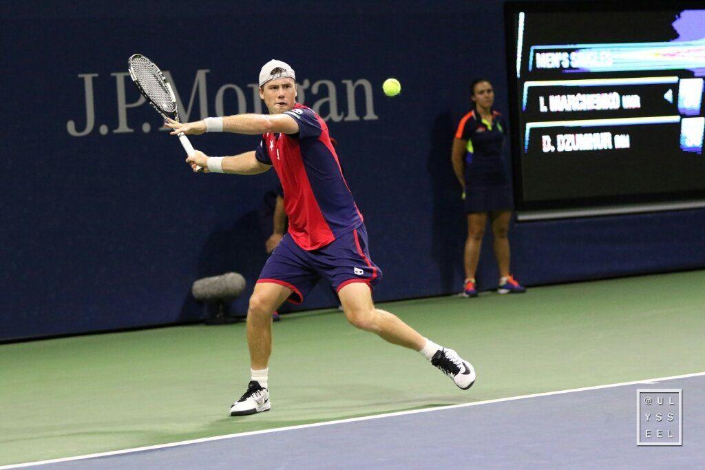 Ілля Марченко програв на тенісному турнірі у Франції / btu.org.ua