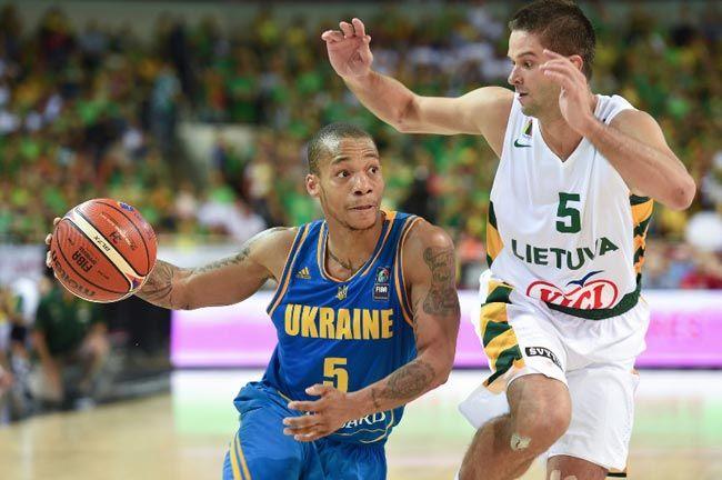 Рэндл выступал за сборную Украины на Евробаскете-2015 / fbu.ua