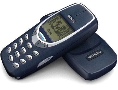 Nokia 3310 повертається / Jussi Kemppainen
