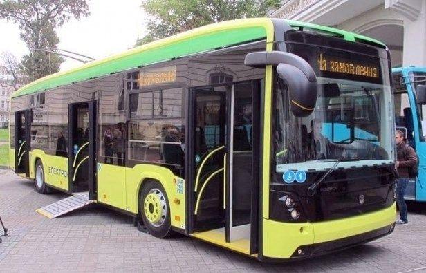 На изготовление одного электробуса нужно около 7 месяцев / ecotechnica.com.ua