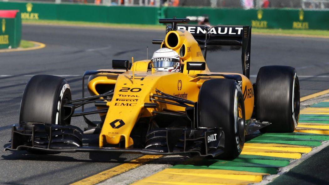 У Renault готові боротися за 4-е місце в новому сезоні / formula1.com