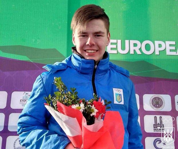 Мостовенко завоевал для Украины третье серебро / noc-ukr.org