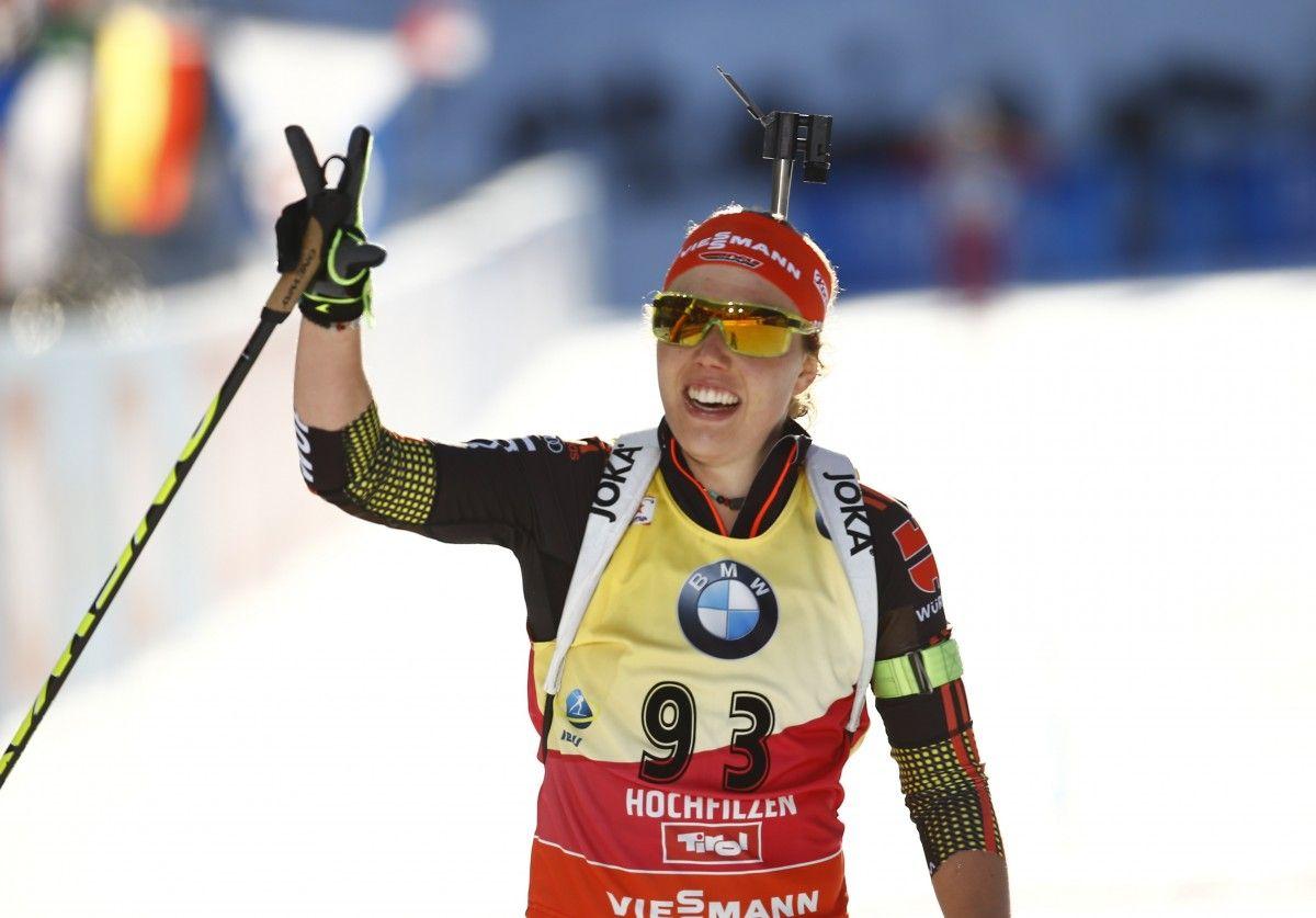Німкеня Дальмайєр виграла індивідуальну гонку ЧС-2017 / Reuters