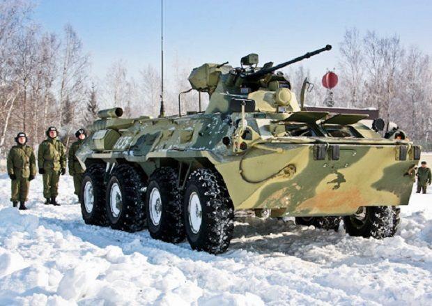 Шойгу рассчитывает до конца года разместить три дивизии на границе с Украиной / function.mil.ru