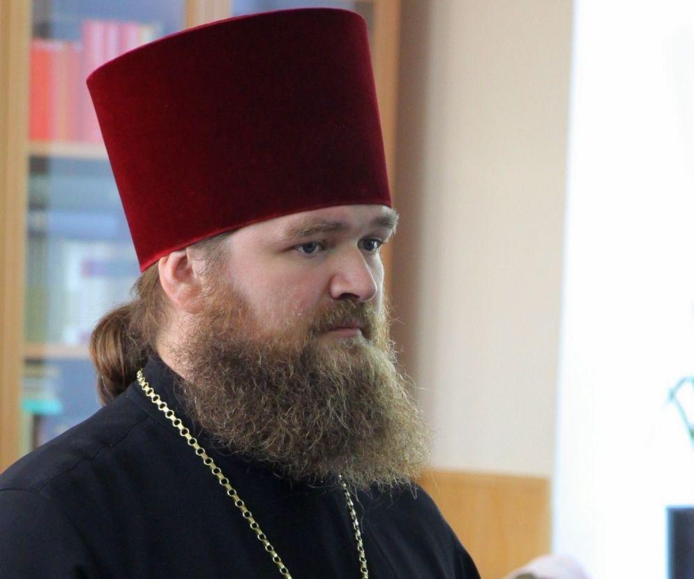 Протоиерей Сергей Ющик