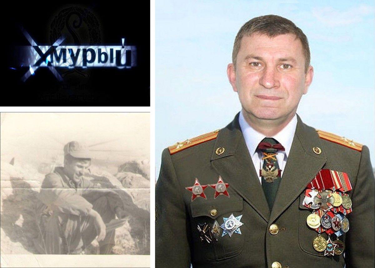 Генерал-майор с позывным «Хмурый» - Сергей Дубинский / фото bellingcat.com