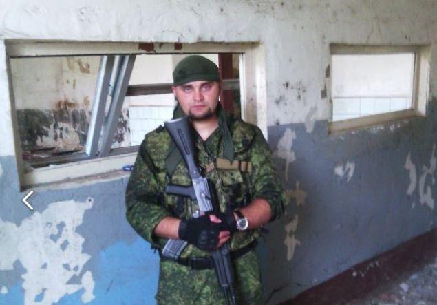 Олександр Круогла ліквідовано на Донбасі / Соцмережі