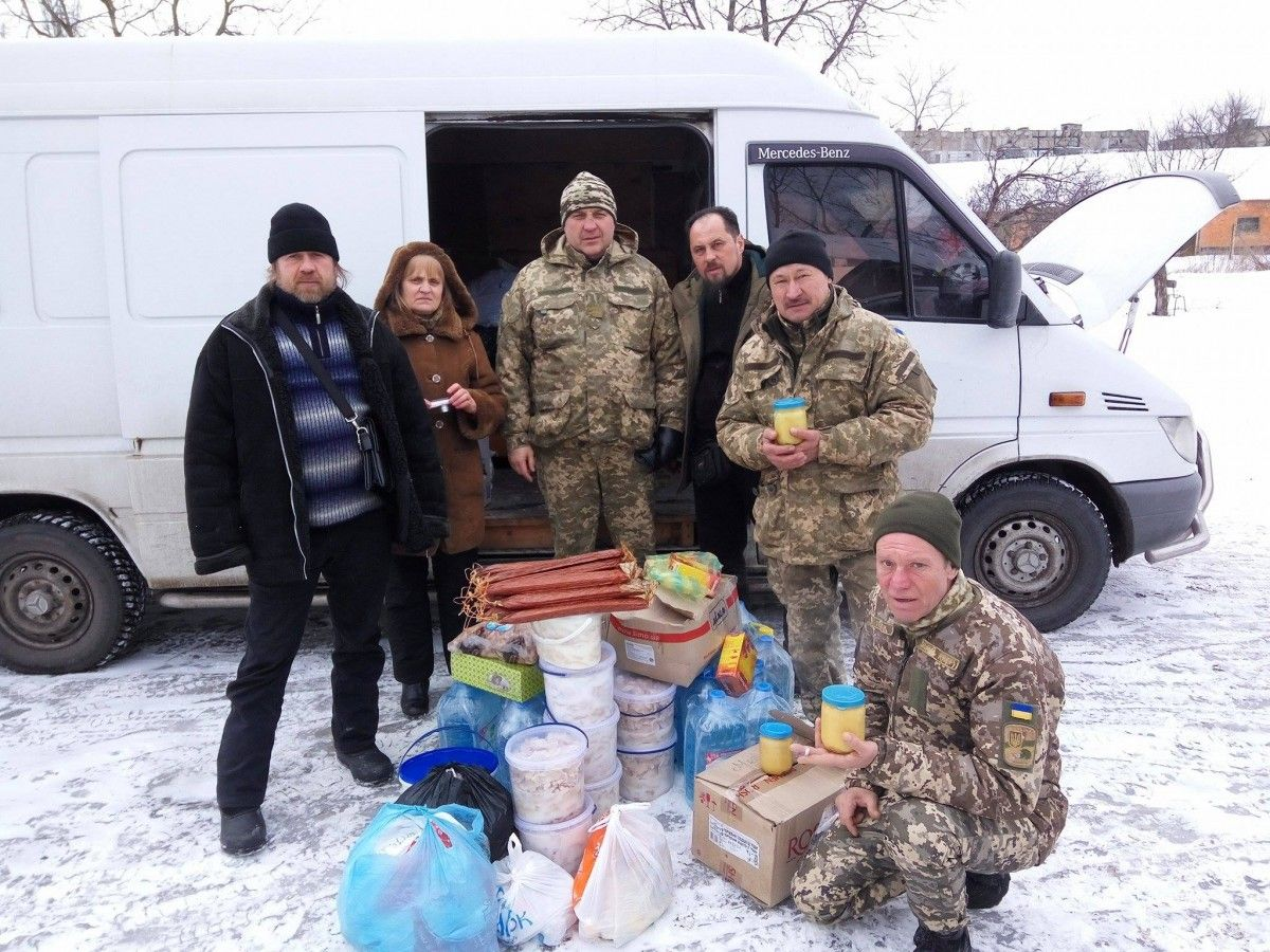 Фото: Прес-служба Вінницької єпархії