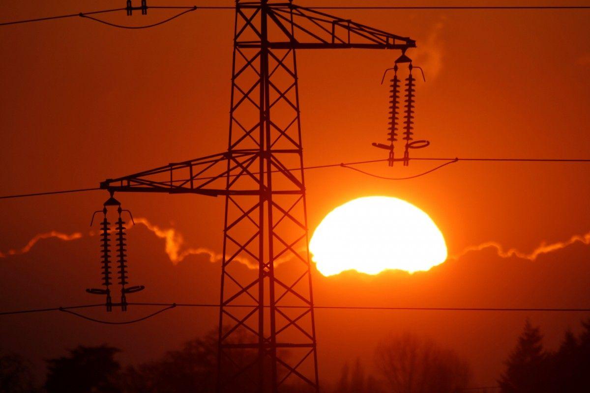 В Украине самая высокая цена на электроэнергию в Европе / REUTERS