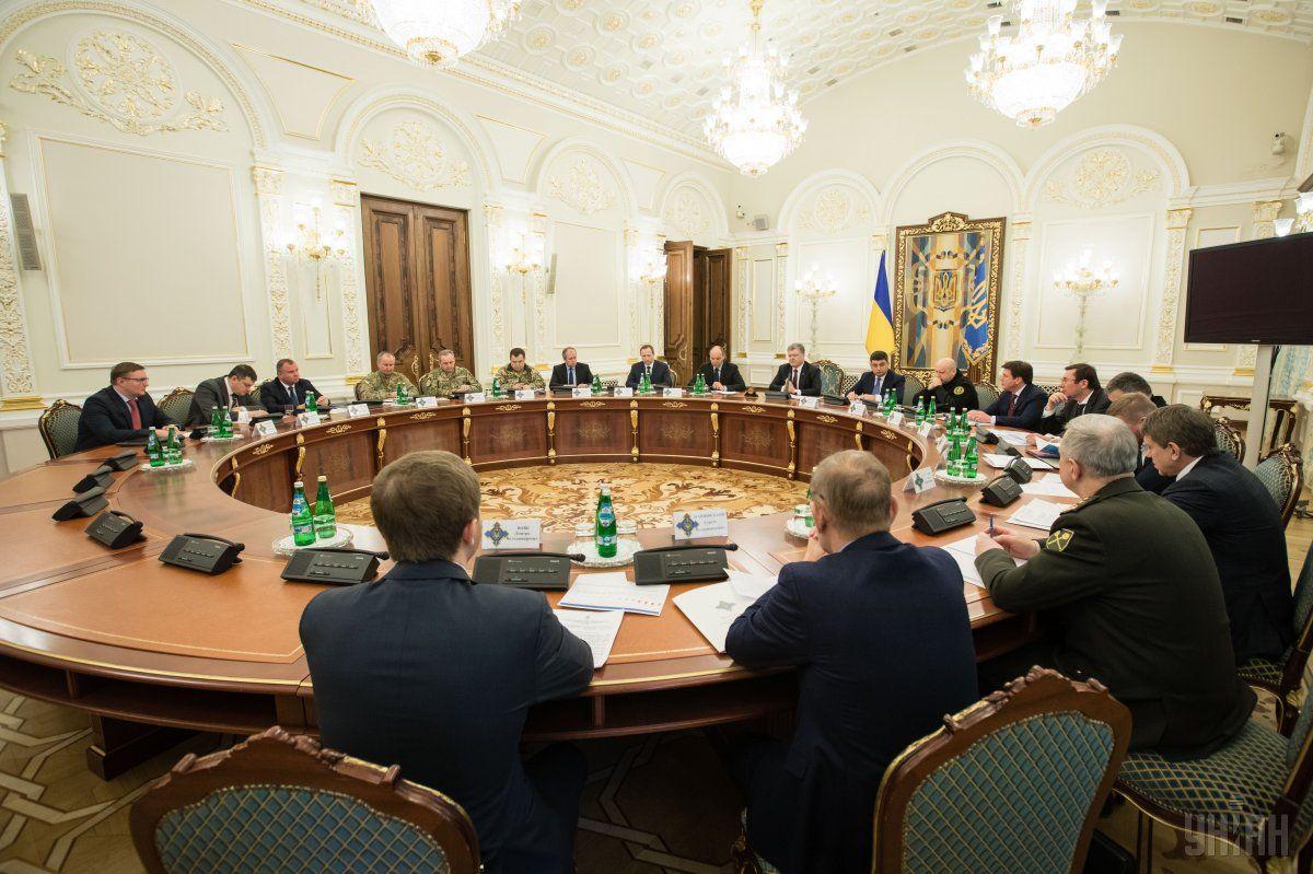 Совет национальной безопасности и обороны Украины от 2 мая внедрила санкции в отношении юридических и физических лиц / фото УНИАН