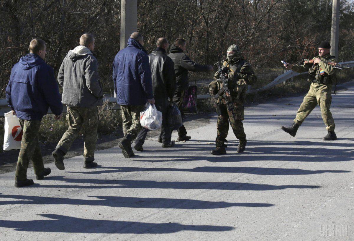 У СБУ прагнуть, щоб полонені повернулись додому / фото УНІАН