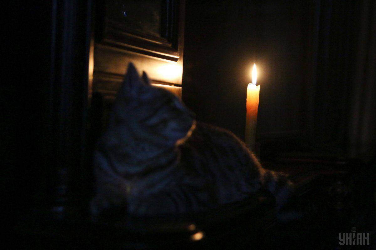 Без света остались 1680 абонентов / Фото УНИАН