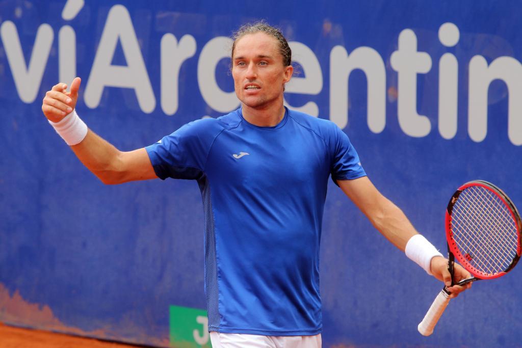 Долгополов выиграл два матча подряд на грунтовых кортах Буэнос-Айреса / btu.org.ua
