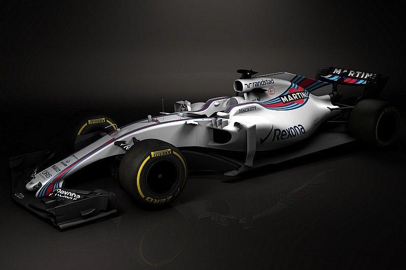 Willims представила нову машину / motorsport.com