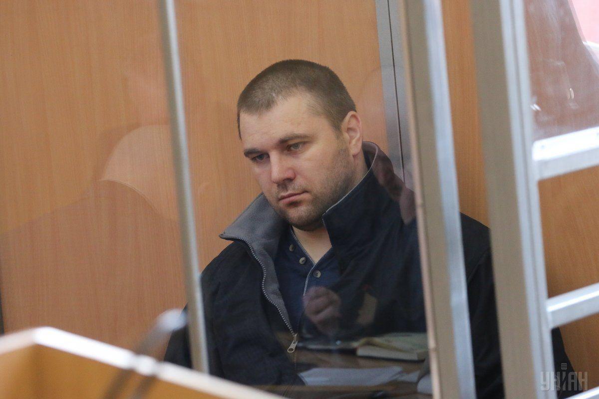 Обвиняемый, как и раньше, вины не признает / Фото УНИАН