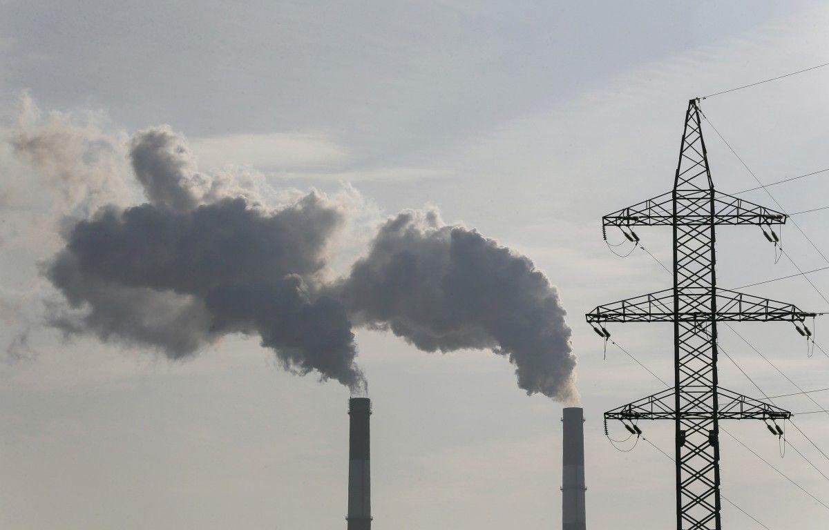 В Україні працює тільки одна з п'яти ТЕС на антрациті – інші зупинені для економії вугілля на літо