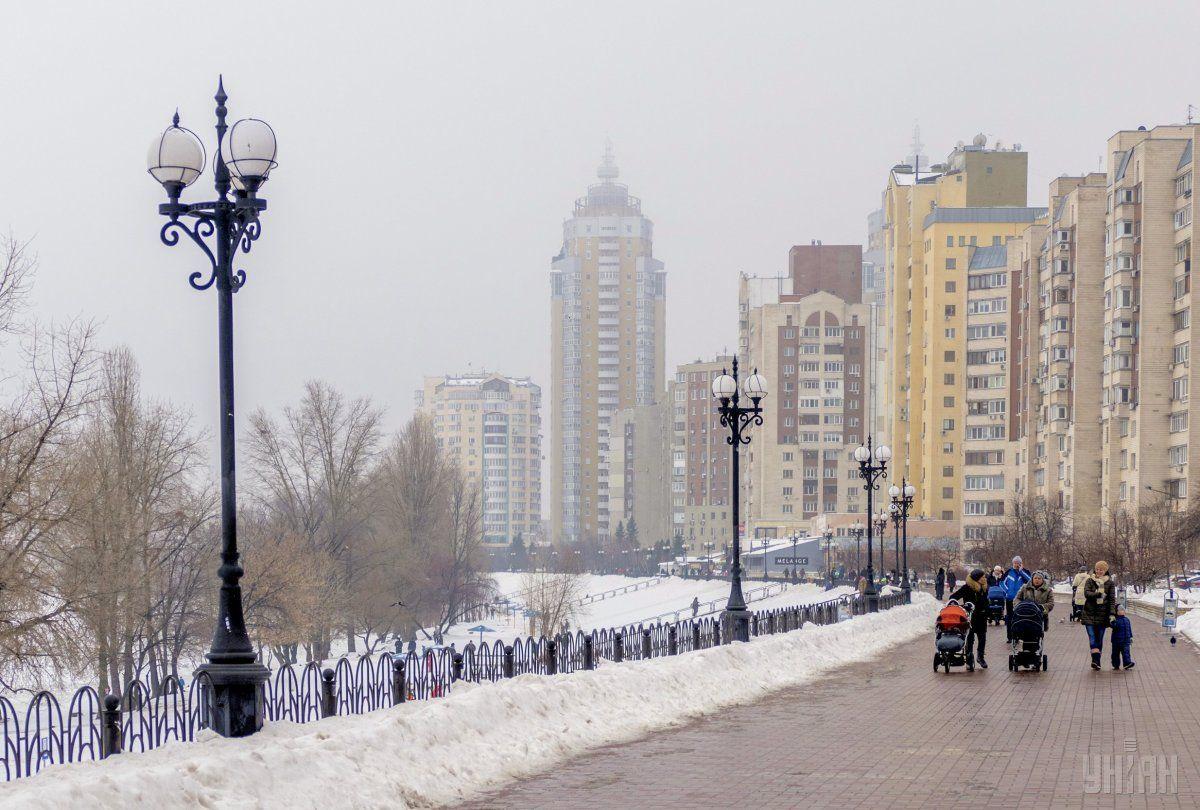 Ввод в эксплуатацию жилья в Украине в 2017 году увеличился на 9% / фото УНИАН