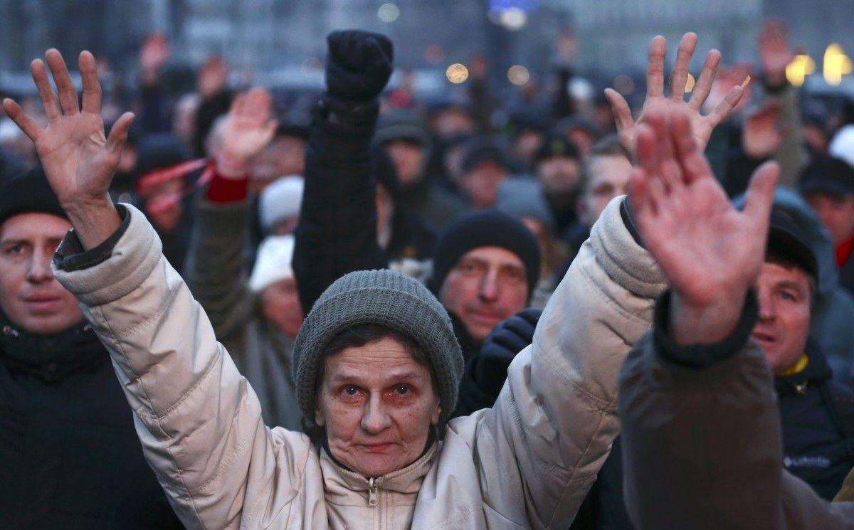 Протести в Білорусі, ілюстрація / REUTERS