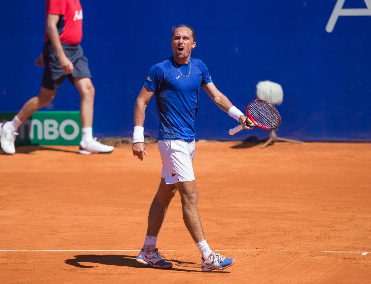 Долгополов выиграл первый турнир за пять лет / argentinaopenatp.com