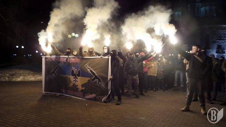 Активисты выступили за легализацию ношения оружия / Фото svoboda.fm