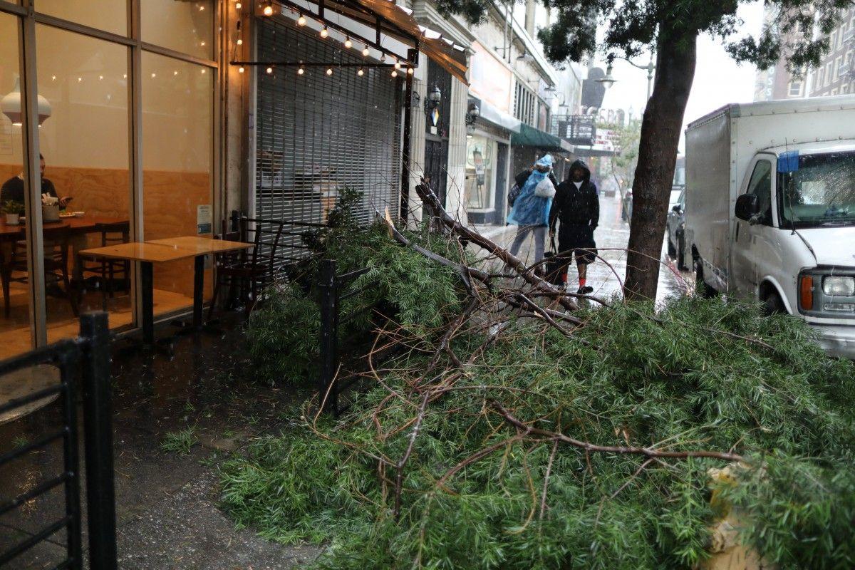 Наслідки шторму у Каліфорнії / Reuters
