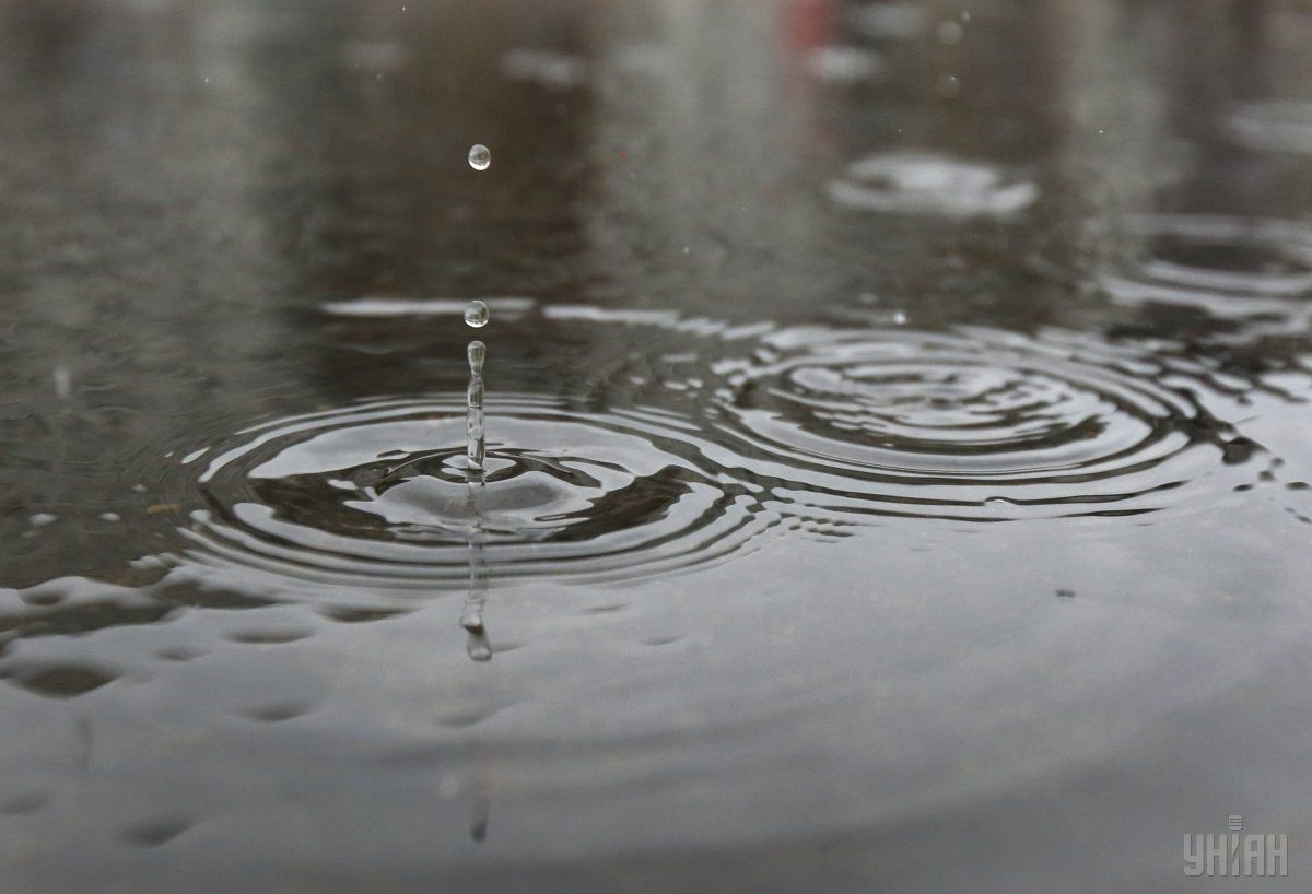 Сьогодні місцями пройдуть дощі / Фото УНІАН