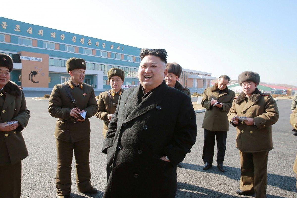 Кім Чен Ин /  REUTERS