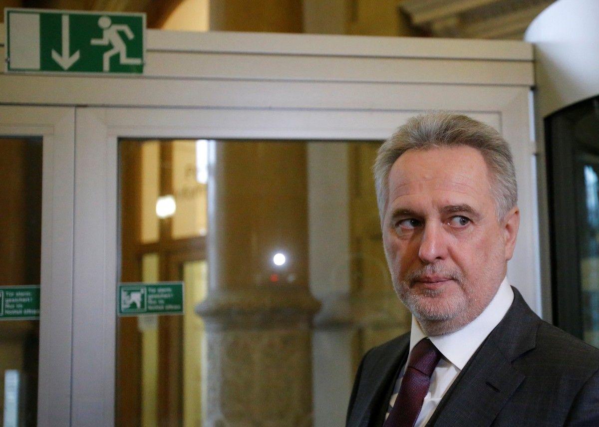 Олигарх Дмитрий Фирташ / REUTERS