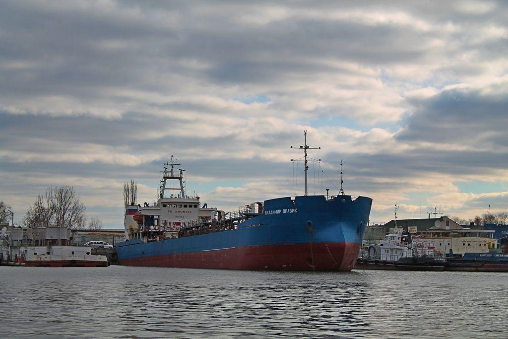 Мининфраструктуры предлагает приватизировать госкомпанию, которой принадлежит сдан в аренду танкер