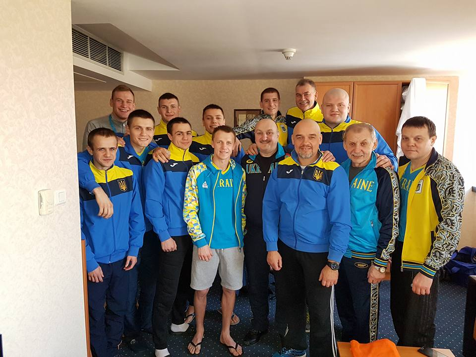 Боксеры сборной Украины успешно выступают в Софии / fbu.net.ua