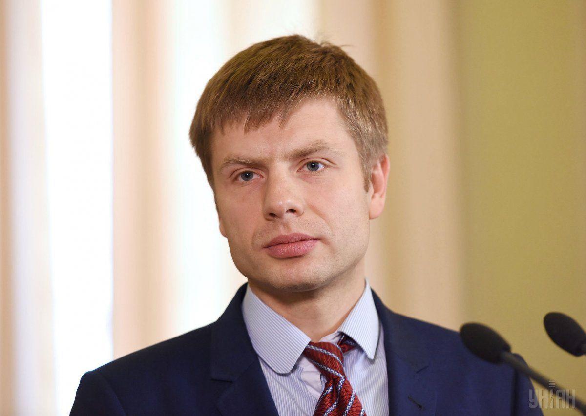 О том, что поправки не поддержали, сообщил Гончаренко / Фото УНИАН