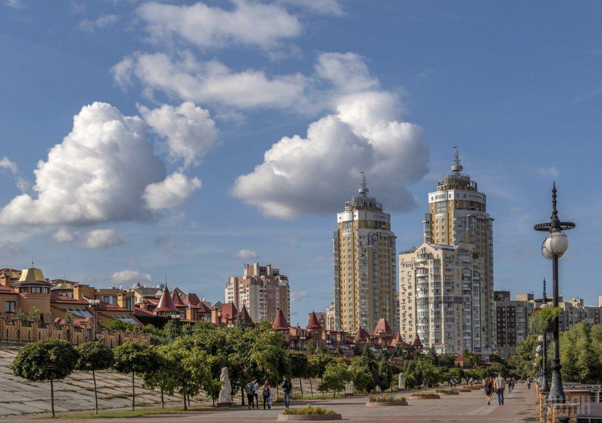 В Оболонском районе столицы в этом году начнут строительство парка культуры и отдыха / фото УНИАН