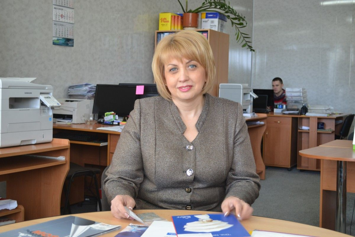Яценко убеждена, что проект не должен заканчиваться, а наоборот должен развиваться и расширяться / Фото УНИАН