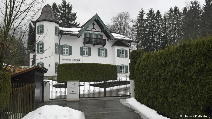 Местные журналисты уточнили, что купить ее можно за семь миллионов евро / www.dw.com