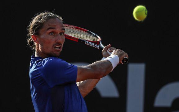 Олександр Долгополов знявся з US Open-2018 / rioopen.com