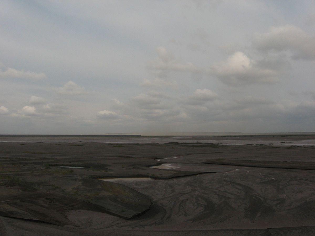 На территории Украины находится 344 многотоннажных хранилища промышленных отходов / wikimedia.org