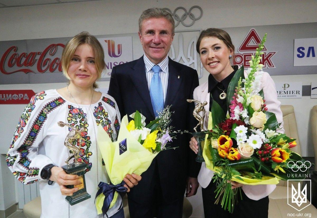 Біатлоністки двічі поспіль стали найкращими спортсменками України / noc-ukr.org
